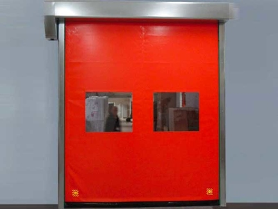 avantgarde self repairing roll up doors