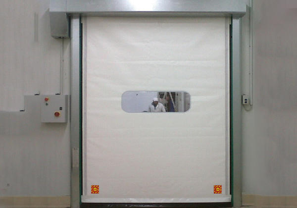 self repairing roll up door avantgarde