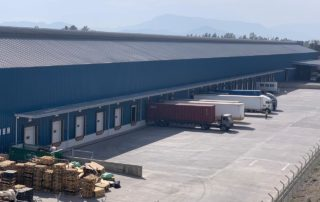 distribution center chile