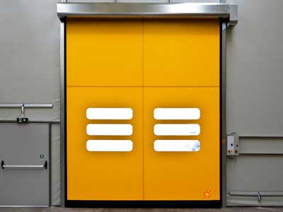 smart domino roll up doors