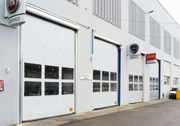 evolution self repairing roll up doors