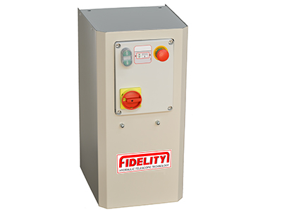 fidelity consolle