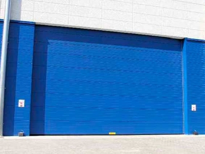 gas tight sectional doors
