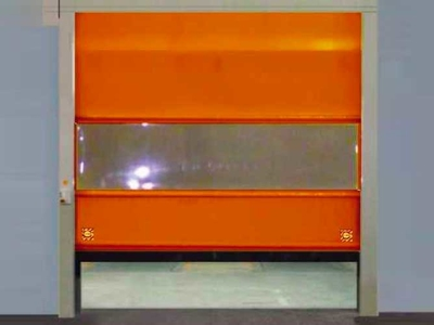 roll up industrial door smart domino